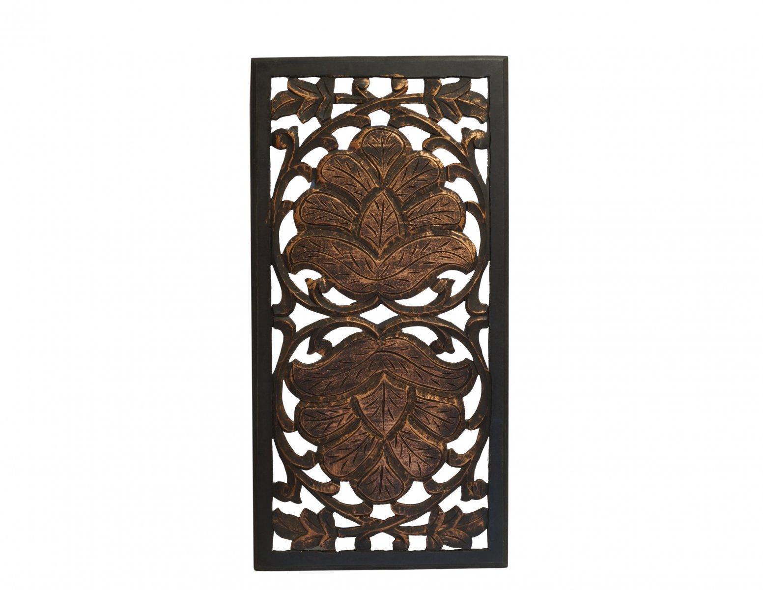 Panel ścienny dekoracyjny wykonany ręcznie ażurowy wzór