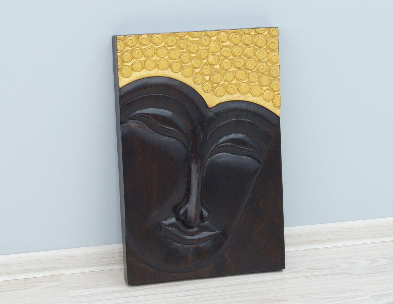 Panel ścienny indyjski wykonany ręcznie malowany unikatowy