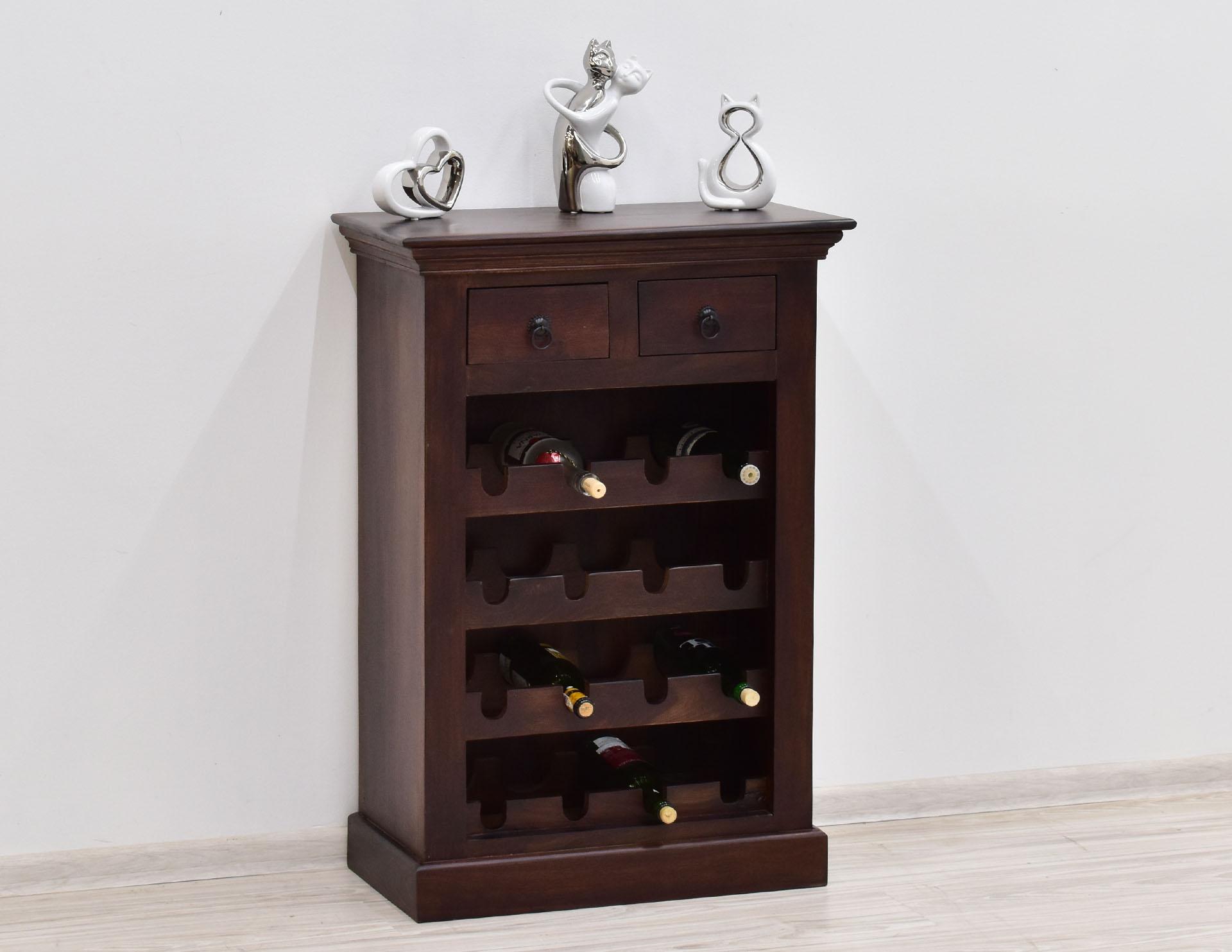 komoda-na-wino-kolonialna-lite-drewno-palisander-indyjski-2-szuflady