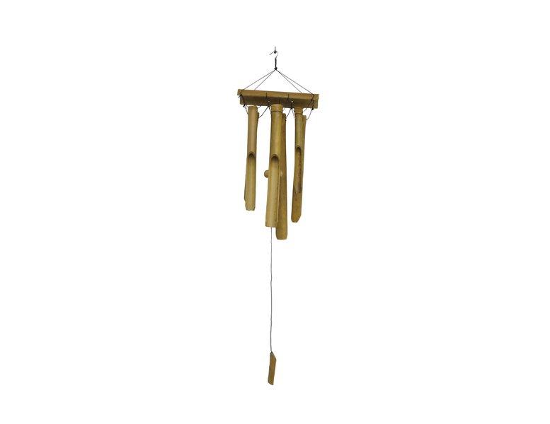 Dzwonek wietrzny bambusowy
