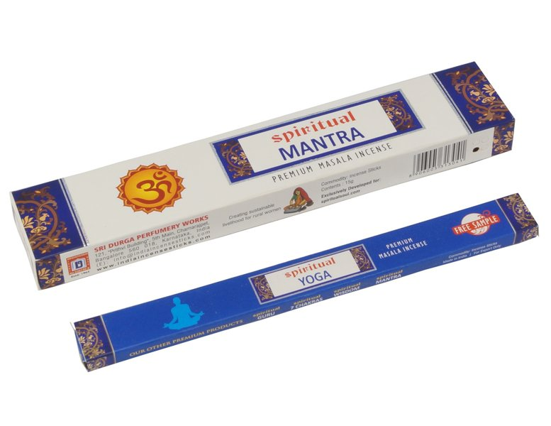 Kadzidelka indyjskie naturalne pylkowe + gratis