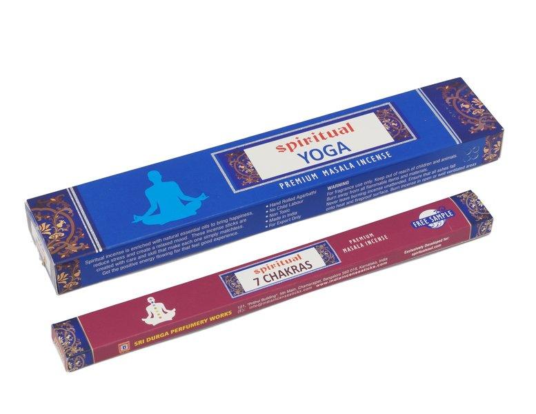 Kadzidelka indyjskie pylkowe naturalne + gratis