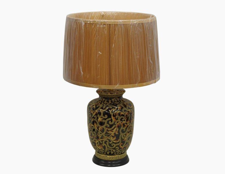 Lampka stolowa indyjska stylowa