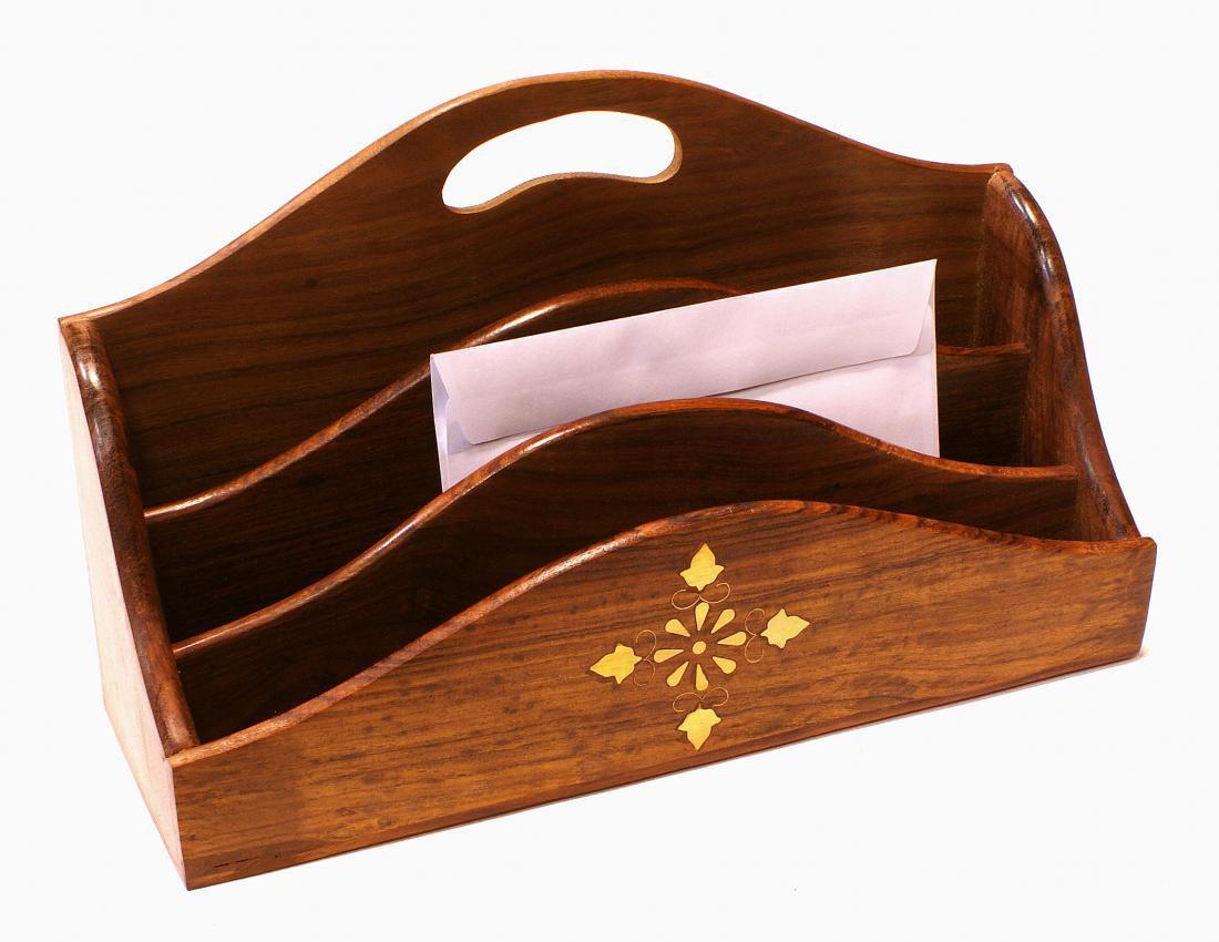 Listownik indyjski drewniany