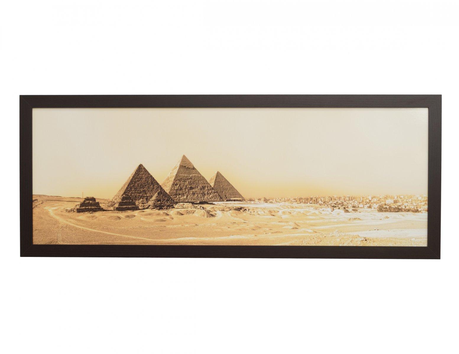 Obraz piramidy egipskie Giza