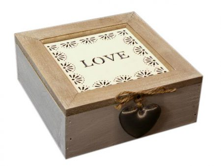 Pudełko puzderko ozdobne