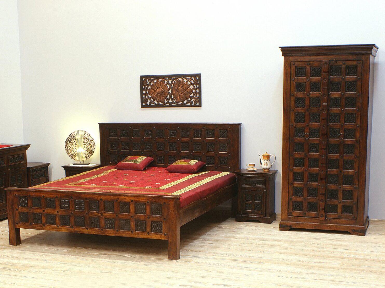 Kolekcja Arani z litego drewna akacji indyjskiej