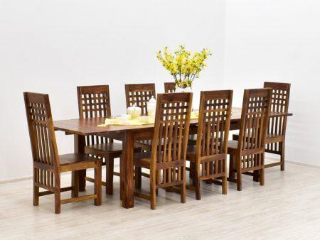Komplety obiadowe (stoły + krzesła)