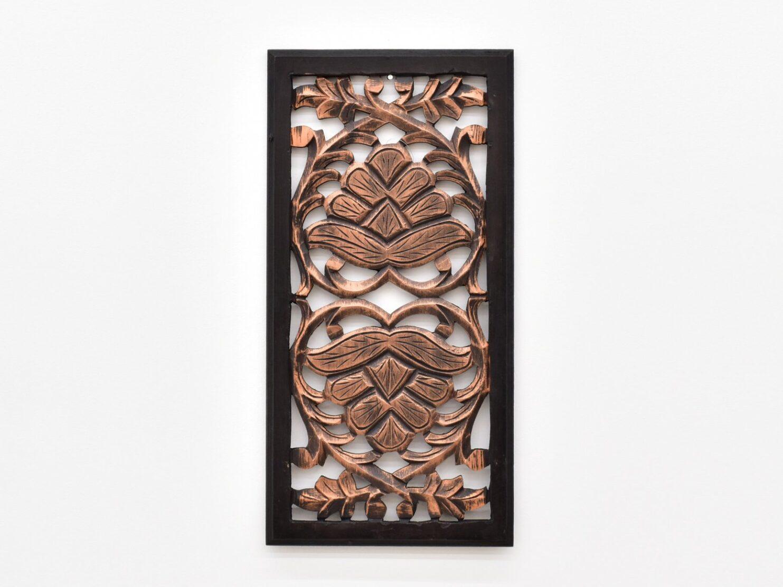 Panel scienny dekoracyjny wykonany recznie azur