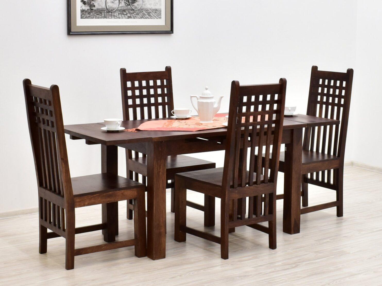 komplet-obiadowy-kolonialny-stol-rozkladany-4-krzesla-lite-drewno-palisander-ciemny-braz