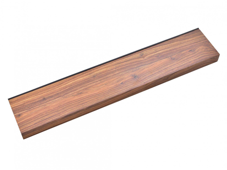 półka lite drewno palisander